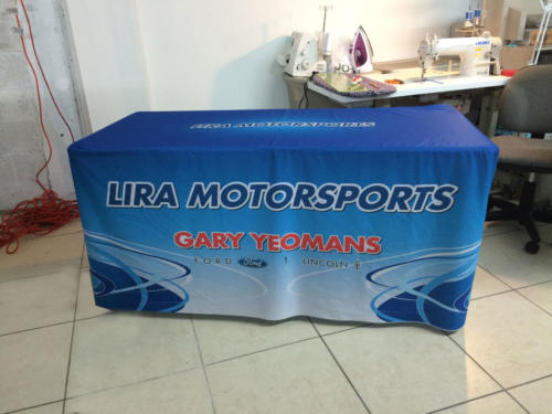 table cover fitted